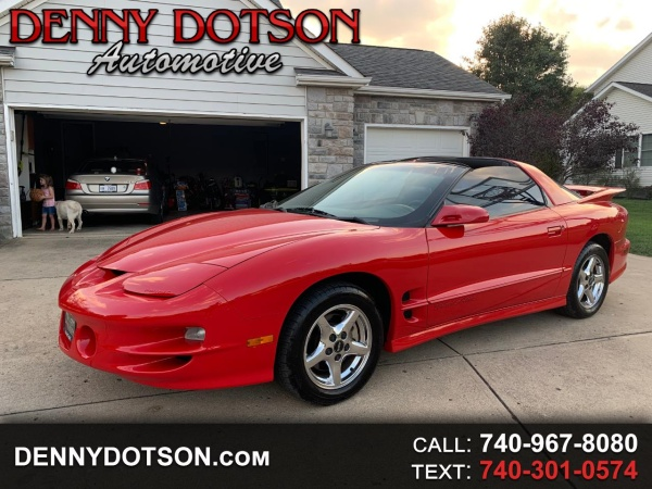 Car Dealerships In Lancaster Ohio >> Used Pontiac Firebird For Sale In Lancaster Oh 268 Cars