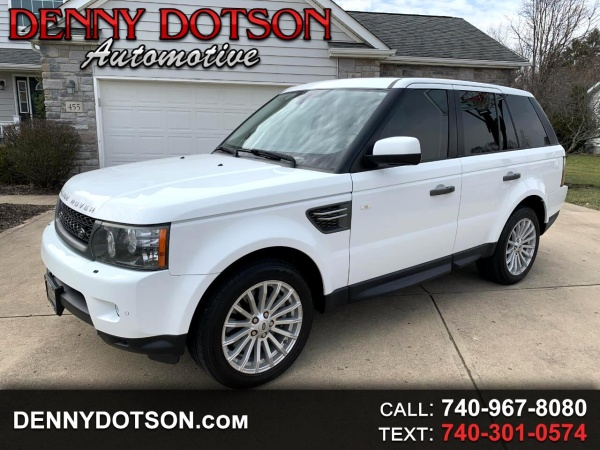 2011 Land Rover Range Rover Sport in Johnstown, OH