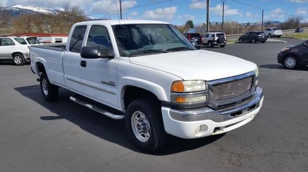 2003 GMC Sierra 2500 SLE