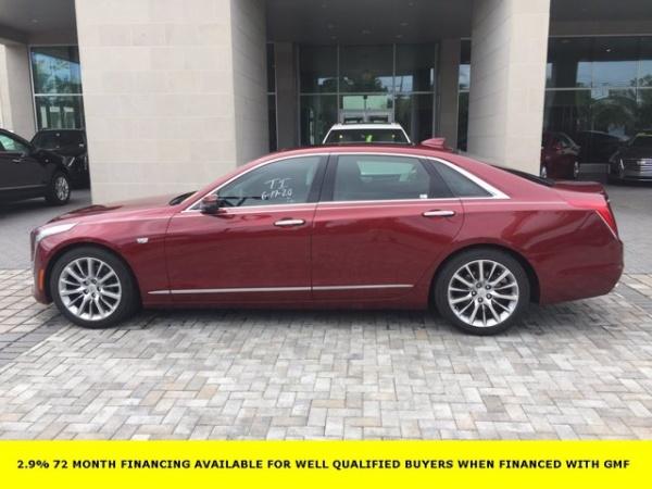 2016 Cadillac CT6 in Charleston, SC