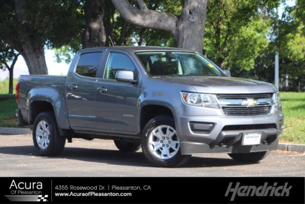 2018 Chevrolet Colorado in Pleasanton, CA