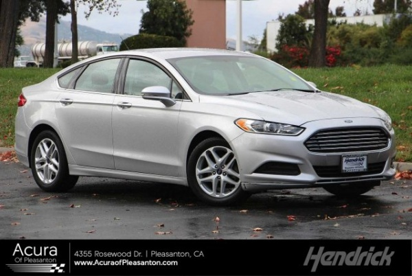 2016 Ford Fusion in Pleasanton, CA