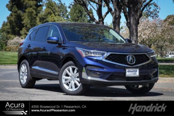 2020 Acura RDX in Pleasanton, CA