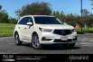 2020 Acura MDX Sport Hybrid with Technology Package SH-AWD for Sale in Pleasanton, CA