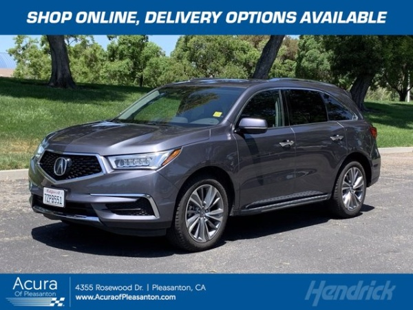 2017 Acura MDX in Pleasanton, CA