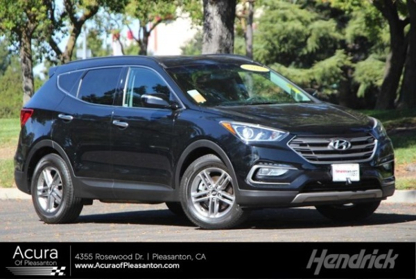 2018 Hyundai Santa Fe Sport in Pleasanton, CA