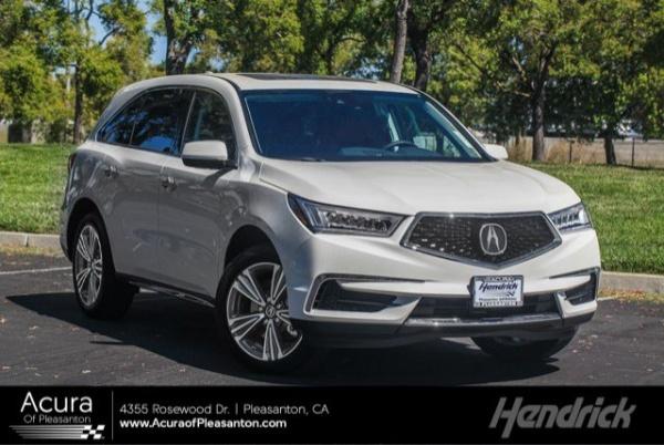 2020 Acura MDX in Pleasanton, CA
