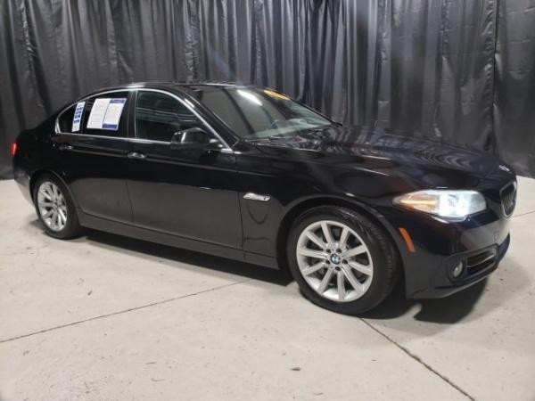 2015 BMW 5 Series in Charleston, SC