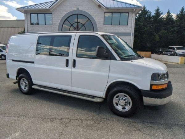 2018 Chevrolet Express Cargo Van in Richmond, VA