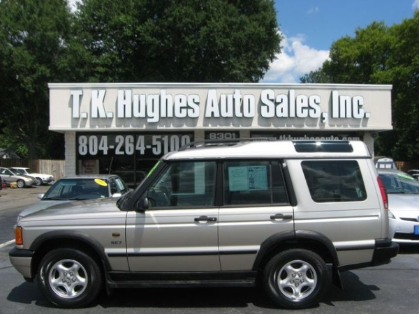 2001 Land Rover Discovery Series II in Richmond, VA