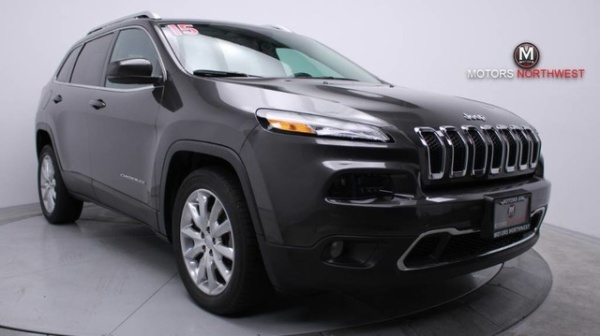 2015 Jeep Cherokee Reviews, Ratings, Prices - Consumer Reports