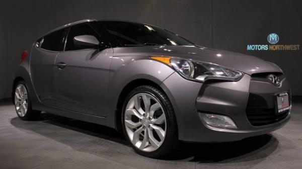 2013 Hyundai Veloster Reliability - Consumer Reports
