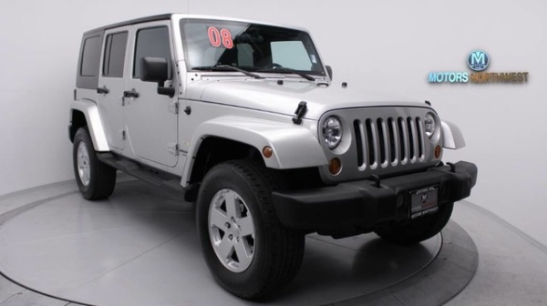 2008 Jeep Wrangler Reliability - Consumer Reports