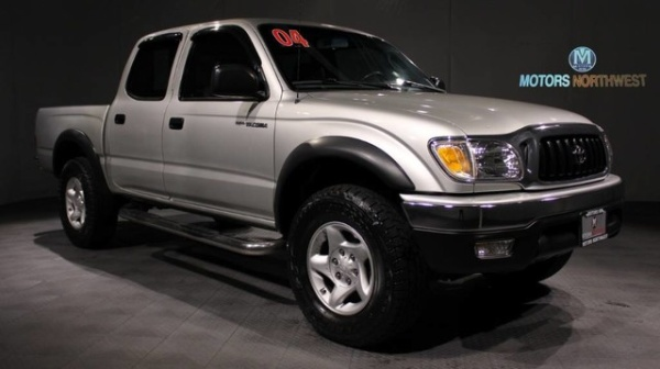 2004 Toyota Tacoma Reviews, Ratings, Prices - Consumer Reports