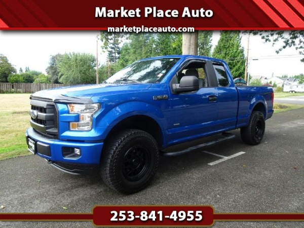 2015 Ford F-150 in Puyallup, WA