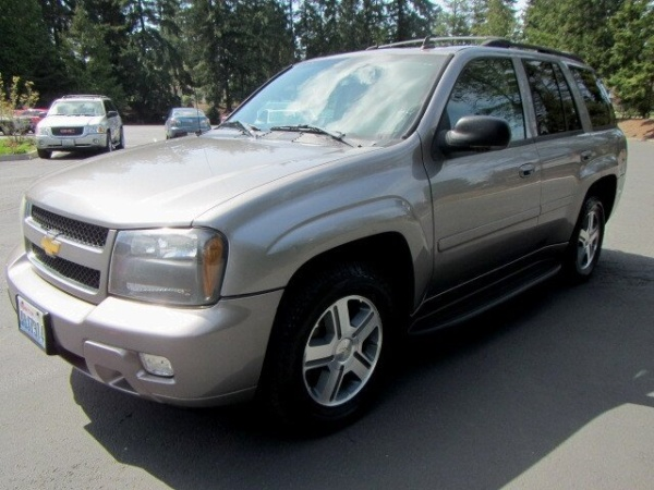 2006 Chevrolet TrailBlazer Reviews, Ratings, Prices - Consumer Reports