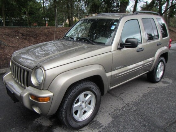 2003 Jeep Liberty Reliability - Consumer Reports