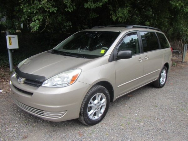 2004 Toyota Sienna Reliability - Consumer Reports