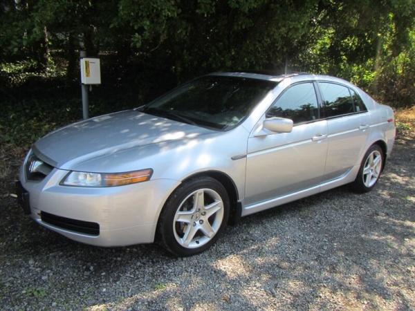 2004 Acura TL Reliability - Consumer Reports