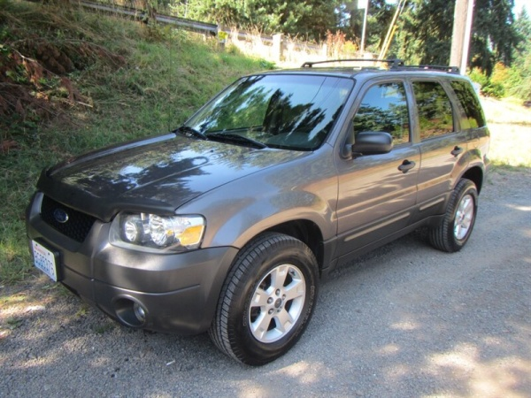 2005 Ford Escape Reviews, Ratings, Prices - Consumer Reports