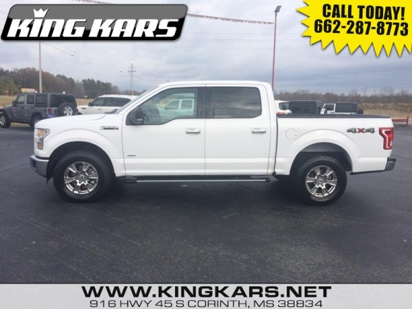 2015 Ford F-150 in Corinth, MS
