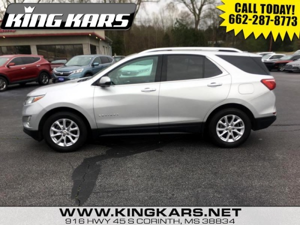 2018 Chevrolet Equinox in Corinth, MS