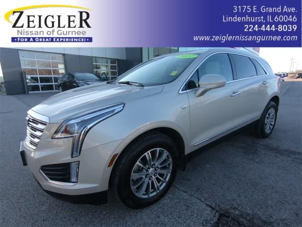 2017 Cadillac XT5 in Lindenhurst, IL