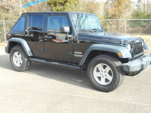 Used Cars Hattiesburg Ms >> Used Jeep Wrangler Under $20,000: 4,820 Cars from $2,500 ...