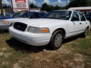 Ford Crown Victoria For Sale In Augusta Ga
