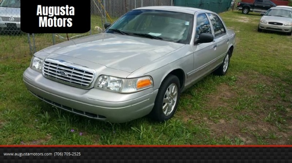 used ford crown victoria for sale in augusta ga u s news world report. Black Bedroom Furniture Sets. Home Design Ideas