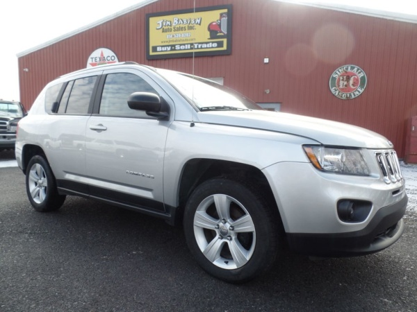 2013 Jeep Compass in Johnstown, PA