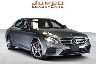 2017 Mercedes Benz E Cl 300 Luxury 4matic Sedan For In Hollywood