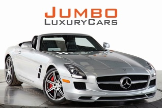 Used 2012 Mercedes Benz SLS AMG SLS AMG Roadster For Sale In Hollywood, FL