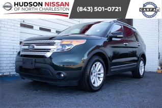 Ford Charleston Sc >> Used Ford Explorers For Sale In Charleston Sc Truecar