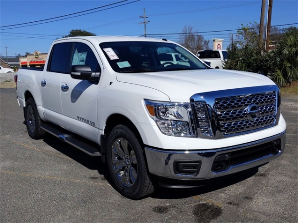 2019 Nissan Titan in North Charleston, SC