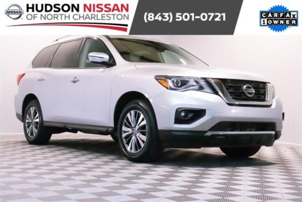 2018 Nissan Pathfinder in North Charleston, SC