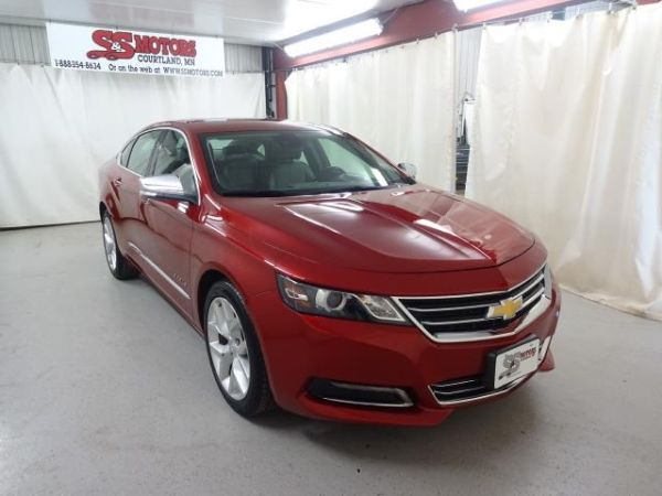 2015 Chevrolet Impala in Courtland, MN