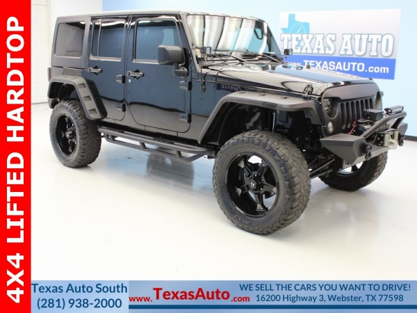 2016 Jeep Wrangler in Webster, TX