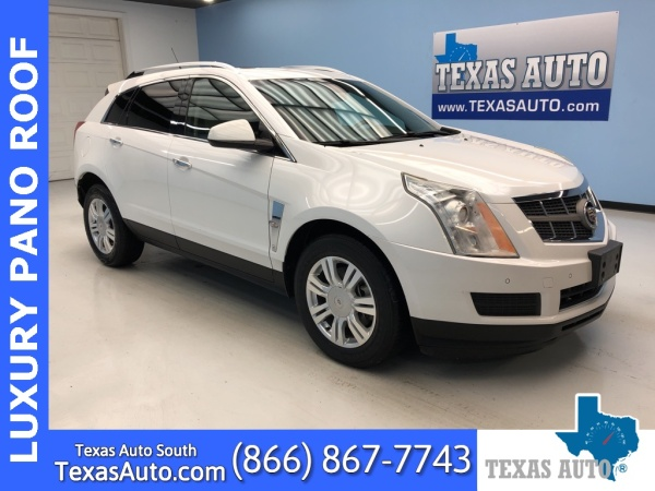 2011 Cadillac SRX in Webster, TX