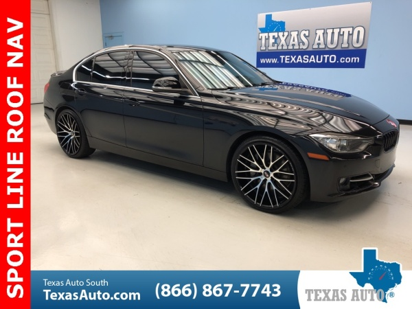 2015 BMW 3 Series in Webster, TX