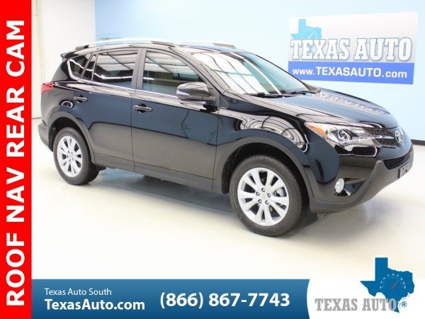 2015 Toyota RAV4 in Webster, TX