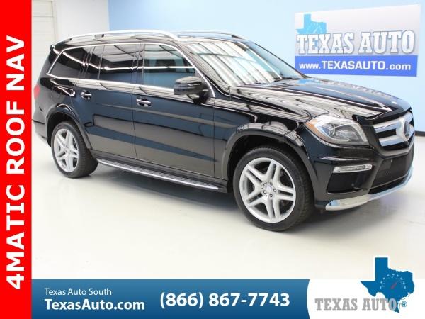 2015 Mercedes-Benz GL in Webster, TX