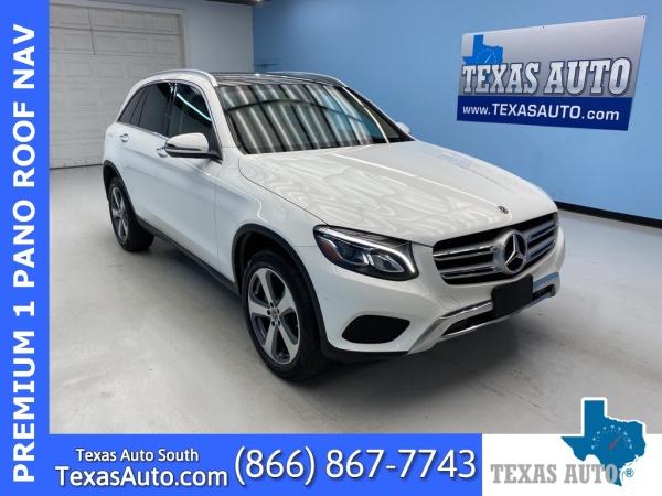 2017 Mercedes-Benz GLC in Webster, TX