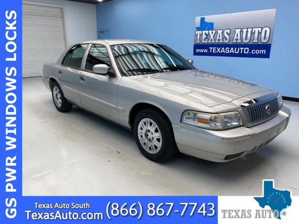 2008 Mercury Grand Marquis in Webster, TX