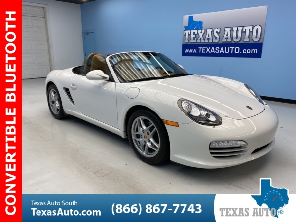 2010 Porsche Boxster in Webster, TX