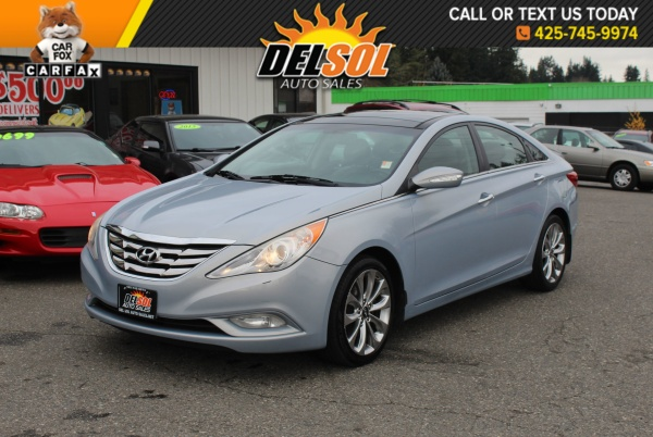 2012 Hyundai Sonata in Everett, WA