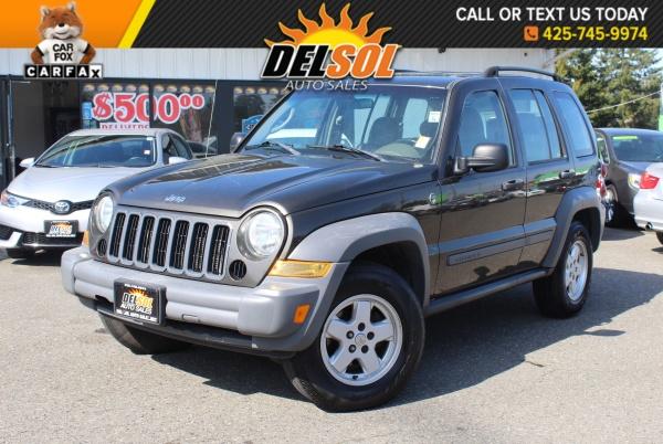 2005 Jeep Liberty in Everett, WA
