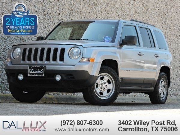 used jeep patriot for sale in fort worth tx u s news world report. Black Bedroom Furniture Sets. Home Design Ideas