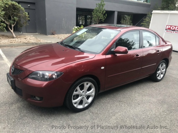 2008 Mazda Mazda3 I Touring Value 4 Door Automatic For Sale In