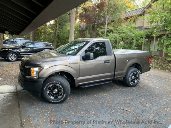 2019 Ford F-150 in Woodinville, WA